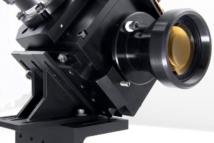 3DLP9000 Light Engine 45 Degree Mounting Bracket