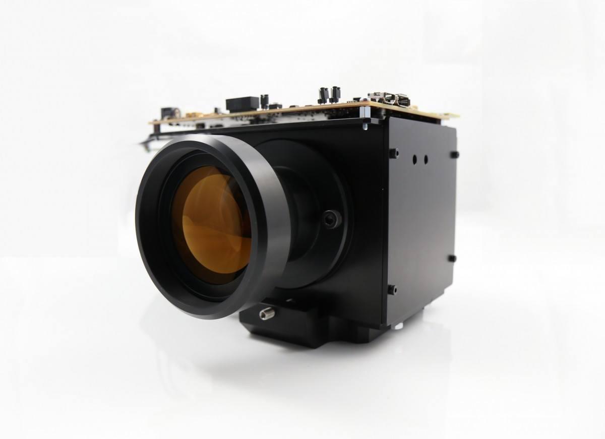 3DLP9000 Light Engine (Side)