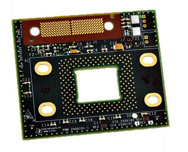 Remote Board for DLP7000 and DLP7000UV