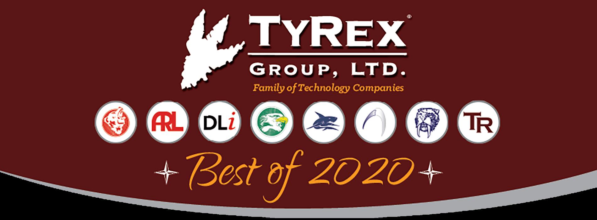 TyRex Technology Family Best of 2020