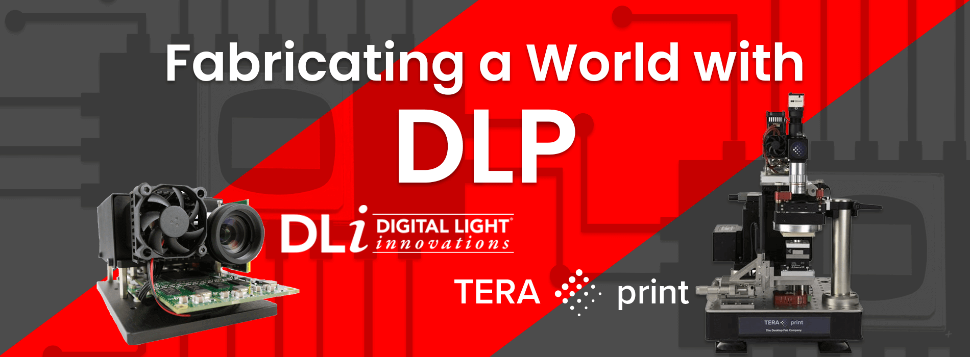 Fabricating a World with DLP