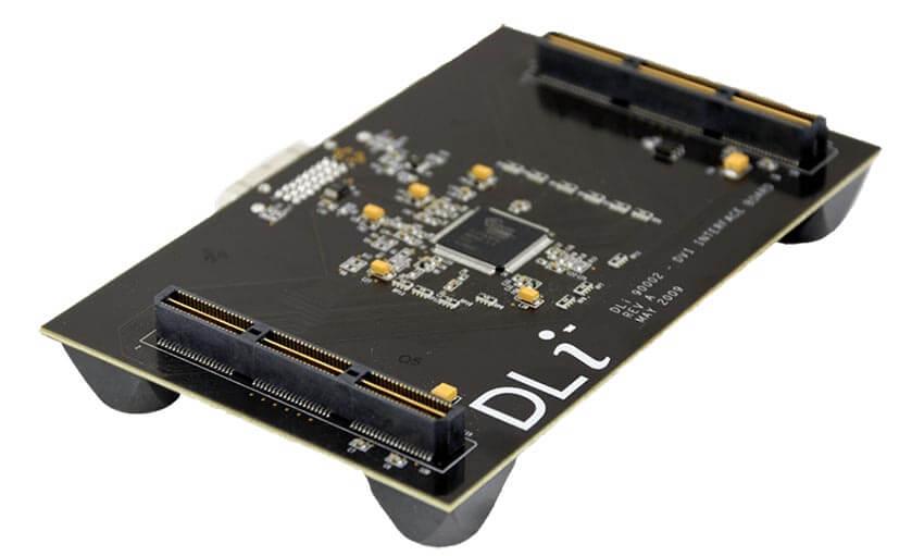 D2D DVI Interface Expansion (Side)