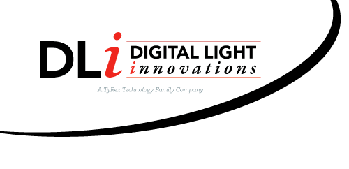 Digital Light Innovations Corner Logo Graphic