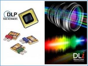 Digital Light Innovations DLP® Optics