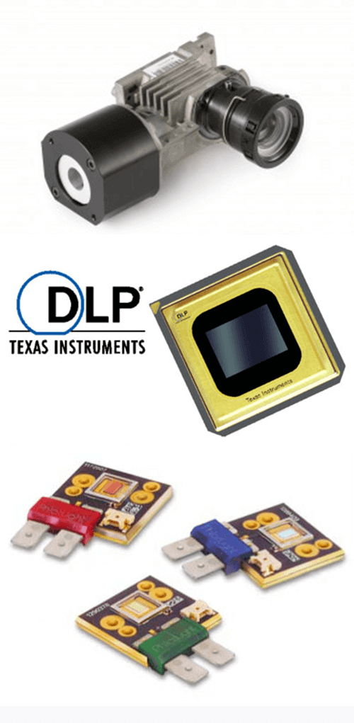 DLi Custom DLP Optics