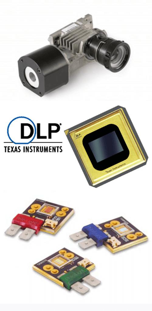 DLi Custom DLP Optics