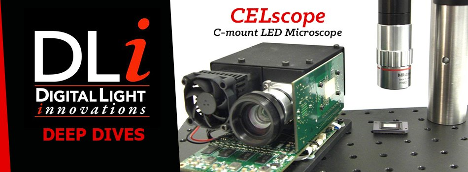 DLi Deep Dives CELscope