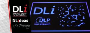 DLi Graphic Website DLideas 3D Printing
