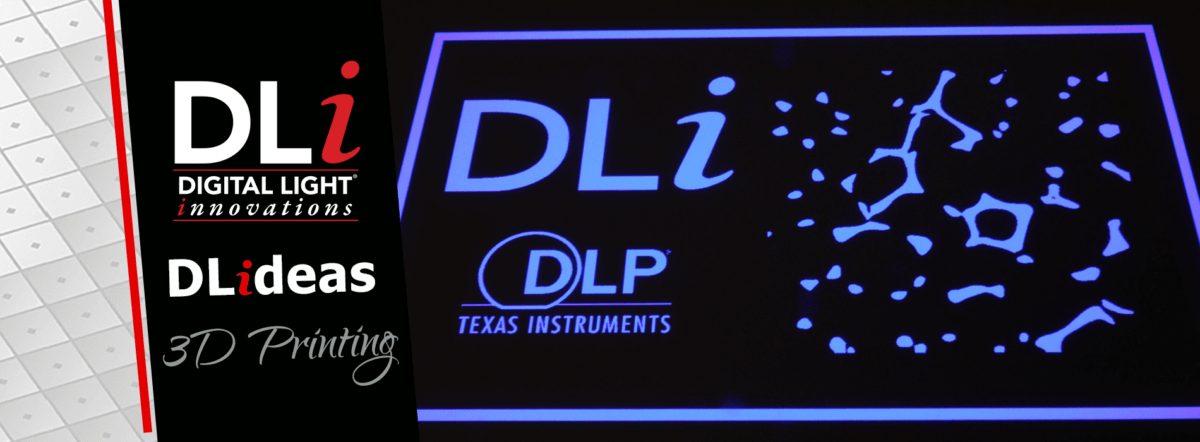 DLi Graphic Website DLideas 3D Printing