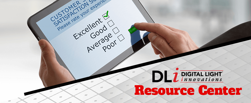 DLi Resource Center - Customer Satisfaction Survey