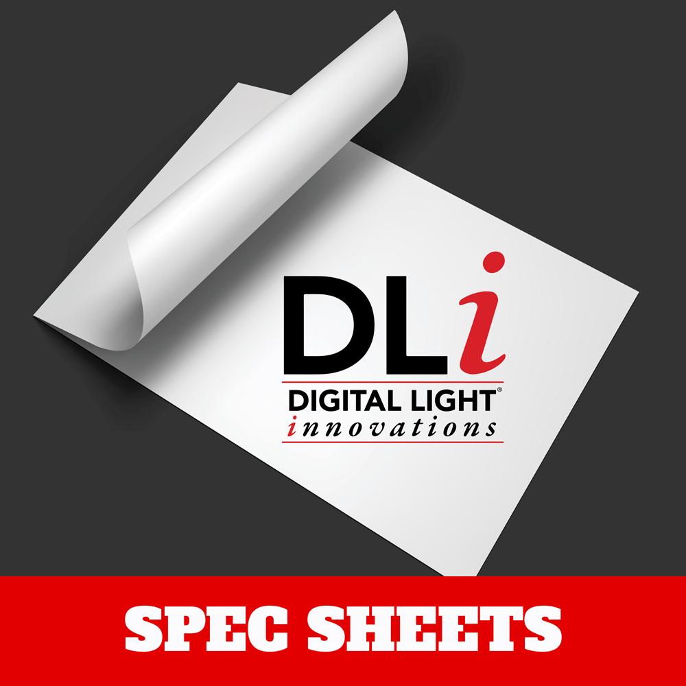 DLi Spec Sheets