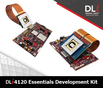 Digital Light Innovations Graphic: DLi4120 Development Kit