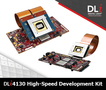 Digital Light Innovations Graphic: DLi4130 Development Kit