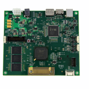 DLi6500 1080p Type A Controller Board WebEdited