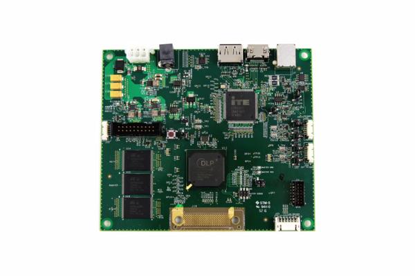 DLi6500 1080p Type S Controller Board WebEdited2