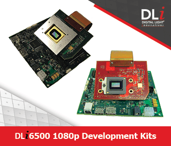 DLi6500 Development Kits Box