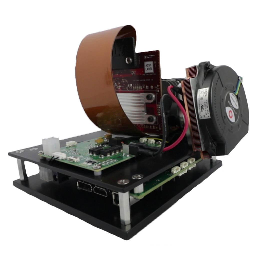 DLi6500-LED .65 1080p Type-S RAY Optics Bundle (Back)