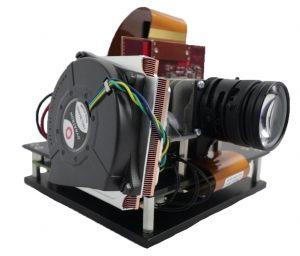 DLi6500-LED .65 1080p Type-S RAY Optics Bundle (Front)