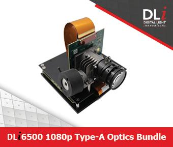 Digital Light Innovations Graphic: DLi6500 Type-A Optics Bundle