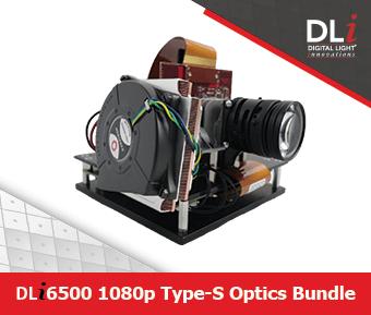 Digital Light Innovations Graphic: DLi6500 Type-S Optics Bundle