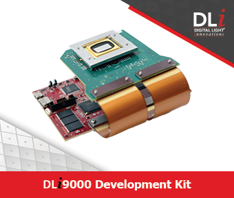 Digital Light Innovations Graphic: DLi9000 Development Kit