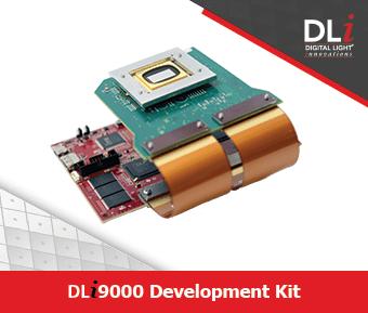 Digital Light Innovations Graphic: DLi9000 Development Kit