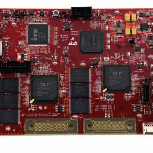 DLi9000 WQXGA Controller Board WebEdited