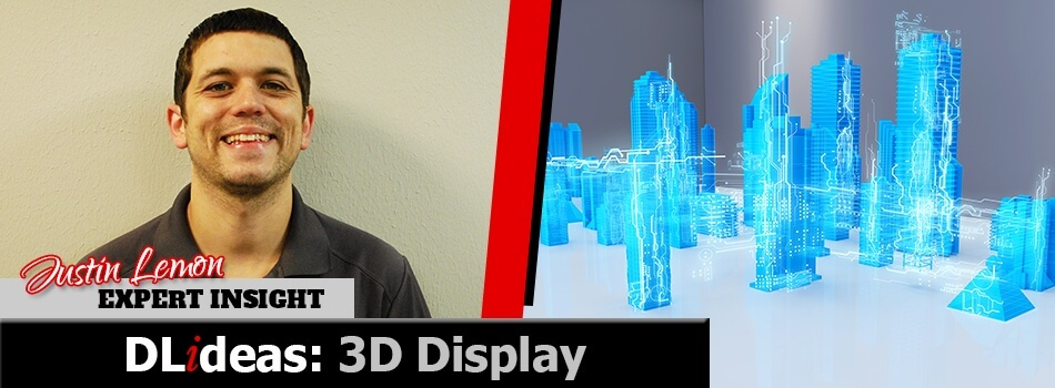 DLideas 3D Display