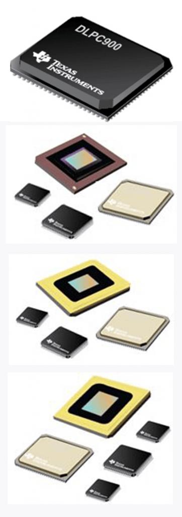 DLP 6500 & DLP 9000 Chipsets