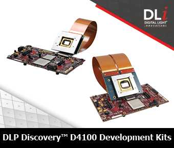 Digital Light Innovations Graphic: DLP Discovery D4100