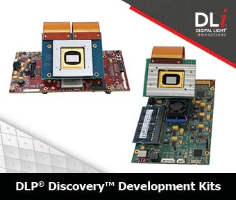 Digital Light Innovations Graphic: DLP Discovery Development Kits