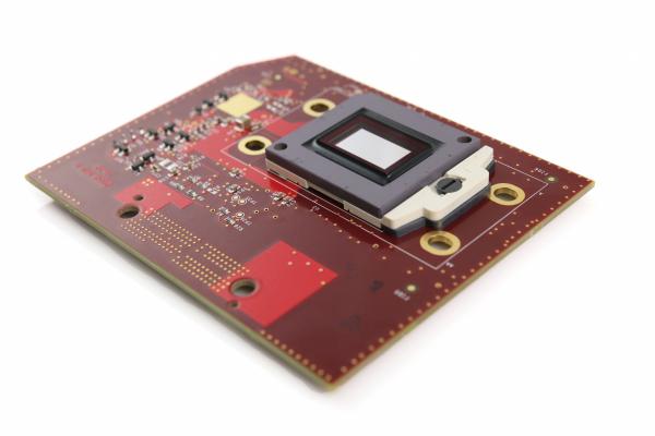 DLP6500FYE Type S DMD Remote Board Assembly Cutout