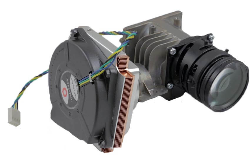 RAY-65 LED Optics Module