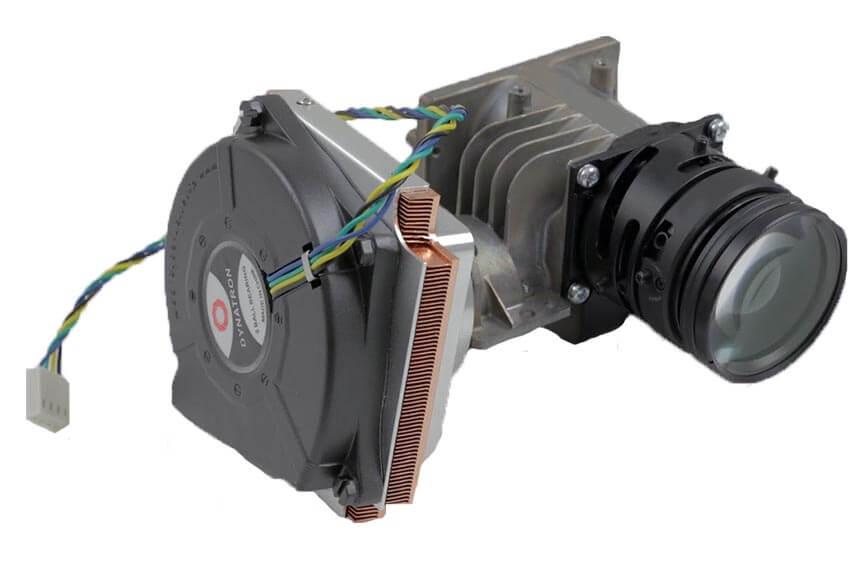 RAY-7A LED Optics Module