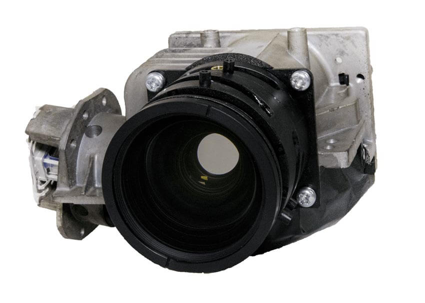 RAY-7A Optics Module (Front)