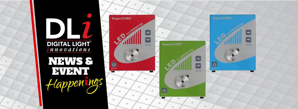 SugarCUBE LED Light Sources