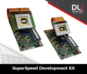 Digital Light Innovations Graphic: SuperSpeed Development Kit