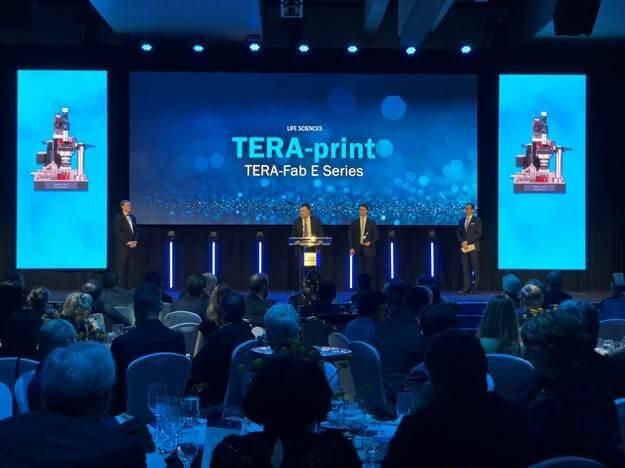 TERA Print Accepting Award