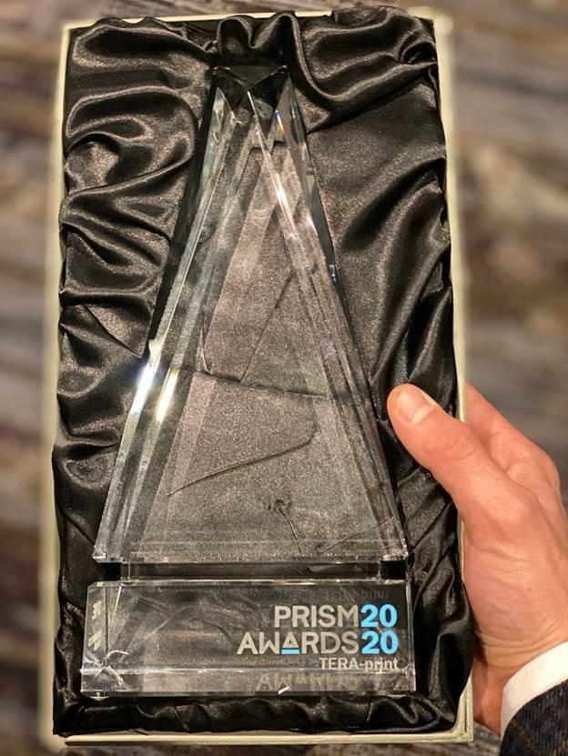 TERA Print Prism Award